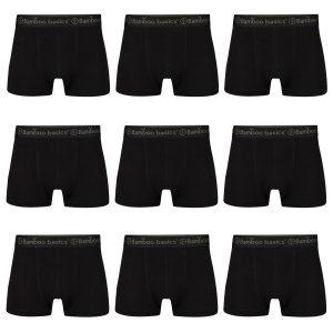 voordeelbundel liam trunk 9-pack zwart