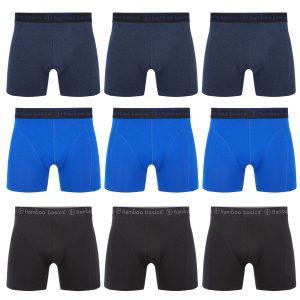 voordeelbundel 9-pack RICO boxershort
