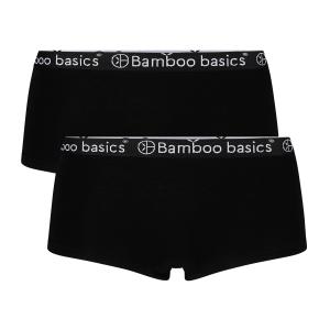 bamboe hipster dames 2pack zwart