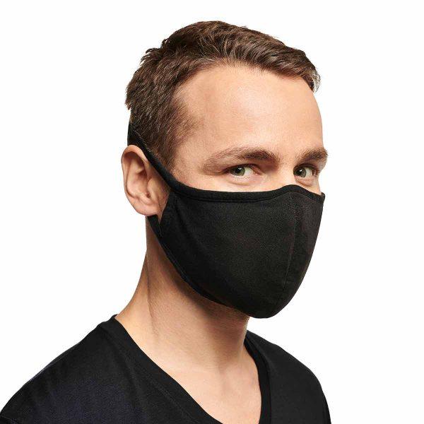 Bamboo basics face mask man
