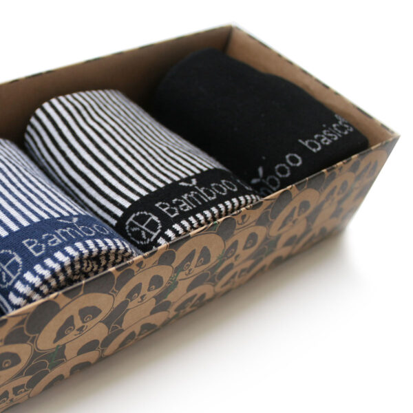 BEAU Giftpack 4-pack sokken