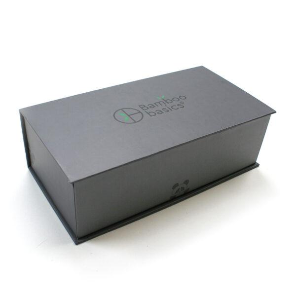 Luxe Giftpack BEAU 5-pack zwart