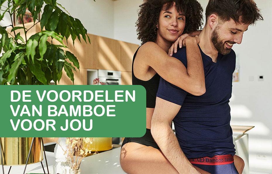 De voordelen van bamboe voor jou